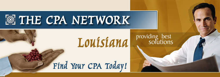 Louisiana - Chartered Accountant