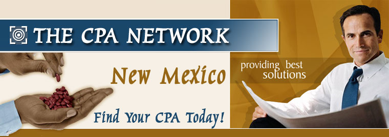 New Mexico - Chartered Accountant